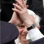 L'orologio del Papa