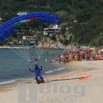 Vip, mondanità ed esibizioni aeree per Locman all'Elba