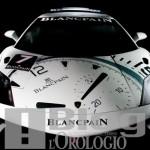 Partnership tra Blancpain e Lamborghini