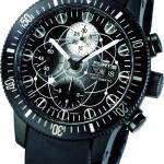L'orologio planetario di Fortis