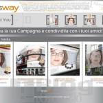 Il gioco per diventare il nuovo volto della campagna pubblicitaria Brosway