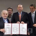 Omega ai Giochi Olimpici fino al 2020