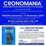 Prossimo appuntamento con Cronomania