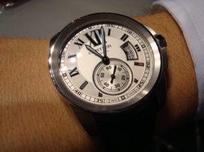Cartier Calibre automatico