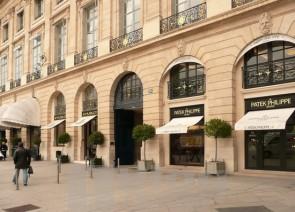 Boutique Hublot, a Place Vendôme