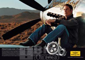 Nuova campagna di comunicazione Breitling