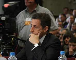 Sarkozy indossa un Girard-Perregaux