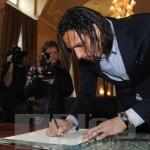 Cittadinanza italiana per Amauri insieme a Jaeger-LeCoultre