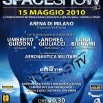 Fortis allo Space Show a Milano