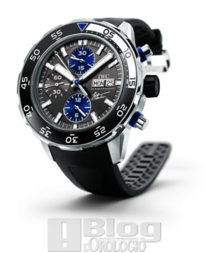 Aquatimer Chronograph Edition Jacques-Yves Cousteau
