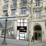 Nuova boutique Tissot