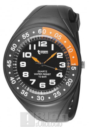 T-Watch Digi Sport III arancio