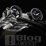 MB&F: Horological Machine No4 Thunderbolt