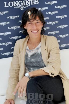 Francesca Schiavone, nuova testimonial Longines