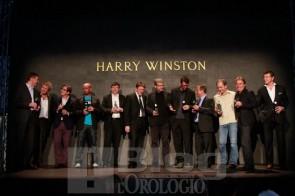 Serata di gala per i 10 anni dellOpus di Harry Winston