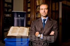 Mario Peserico, AD Eberhard Italia
