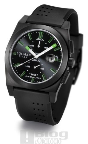 Locman Stealth Cronografo