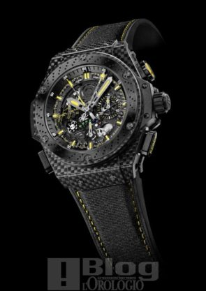 Hublot King Power Ayrton Senna