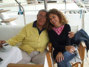 Eugenio Zigliotto e Dody Giussani
