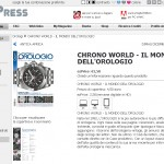 Chrono World il Mondo dell'Orologio in download