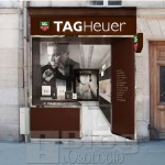 TAG Heuer – Apertura monomarca parigino