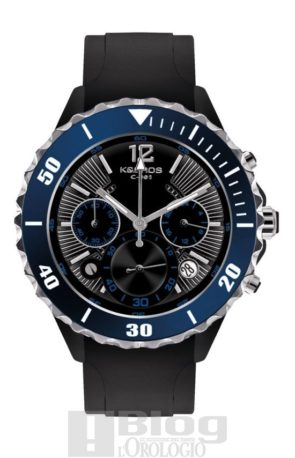 K&BROS Ceramic C-901 cronografo