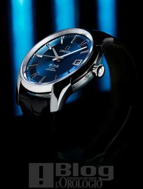 Omega Hour Vision Blue