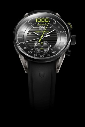 Mikrotimer Flying 1000 Concept Chronograph