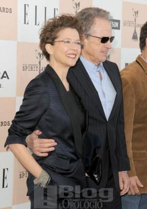 Annette Bening e Warren Betty