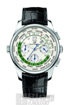 Girard-Perregaux ww.tc Chronograph for Green Auction