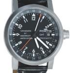 Fortis – Gli orologi Spacematic GMT