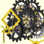 Costruire un orologio con una stampante 3D