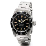 Sotheby's – All'asta il Rolex Submariner indossato da James Bond