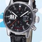 Fortis – Consegna ufficiale orologi personalizzati per il 48°Gruppo Pavone di Rimini