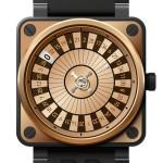 Bell & Ross – Gli orologi BR01 Casino Pink Gold Only Watch