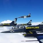 Breitling – L'Airshow e gli orologi per il volo