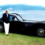 Ralph Lauren – In mostra la collezione di automobili dello stilista americano