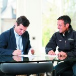 JeanRichard – Partnership con Franck Cammas, skipper di Groupama 4