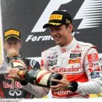 TAG Heuer – Jenson Button vince il GP d'Ungheria