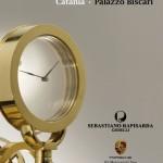 Il Salone dell'orologio e dei beni di lusso a Catania