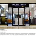 "Greubel Forsey – Inaugurazione ""Time Art GalleryGF "" a Shanghai"