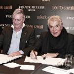 La collezione di orologi Roberto Cavalli by Franck Muller