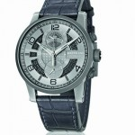 Montblanc – Sihh 2012: TimeWalker TwinFly Grey Tech