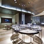 Damiani – Nuovo design per la boutique di Via Montenapoleone