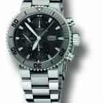 Oris – BaselWorld 2012: Aquis Titan Chronograph
