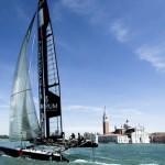 America's Cup a Venezia con Corum