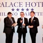 """Bartorelli e il Premio """"5 stelle al giornalismo"""""""
