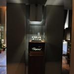 L'apertura della gioielleria Trucchi a Roma