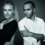 TAG Heuer – Sharapova e Hamilton team vincente
