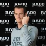 Andy Murray nuovo testimonial Rado